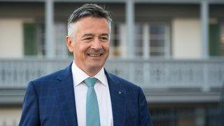 L'ambassadeur de la Suisse centrale