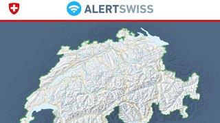 Les alarmes en cas de catastrophe se modernisent: l'application Alertswiss débarque sur nos smartphones