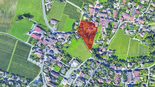 Un immense projet immobilier au centre de Commugny sème l'inquiétude