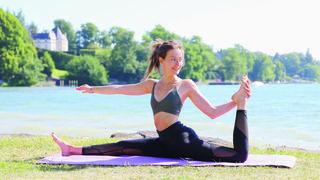 Entre zen et hyperactivité, une Glandoise combine yoga et formation hôtelière