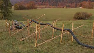 Pour parer à la sécheresse, Marchissy s'est raccordé au réseau d'eau de Gimel