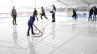 A Nyon, la patinoire de Rive ouvre samedi