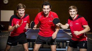 Tennis de table: Forward Morges a les yeux rivés sur la LNB