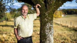 Lavigny: à 70 ans, il est récompensé pour une vie dédiée à l'énergie solaire