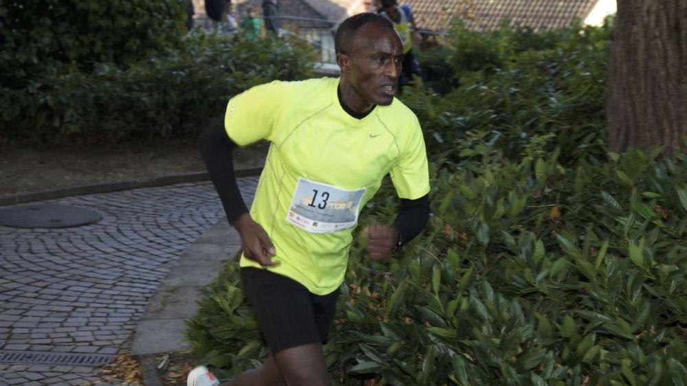 Tolossa Chengere a remporté la NovioduRun en bouclant les 5,2 km en un peu plus de 15 minutes.