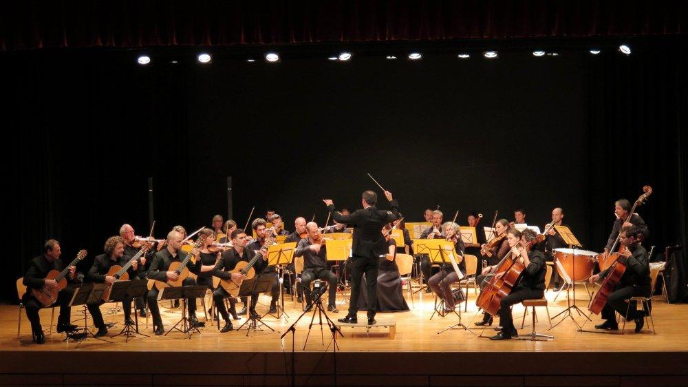 L'Orchestre de Chambre de Versoix se produira au Temple de Rolle ce samedi.