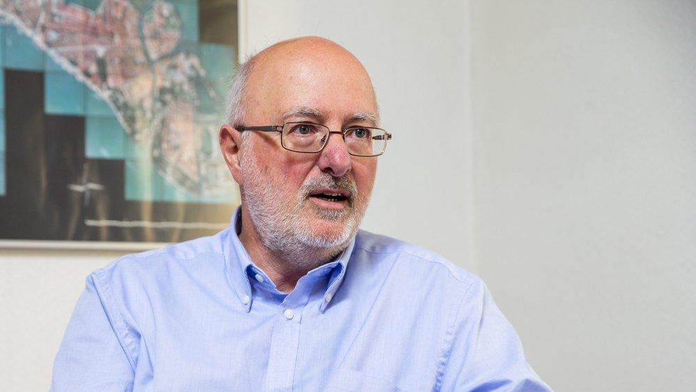Jacques Ansermet a apprécié son passage au sein de l'exécutif bachenard.