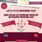 Salon du Mariage insolite