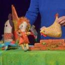 """Théâtre marionnettes : """"Quand les poules avaient des dents !"""""""