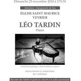 Leo Tardin - piano