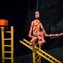 """Théâtre marionnettes : """"Pezzettino"""""""