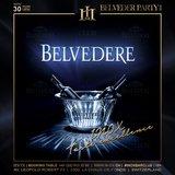 Belvedere Party Hiphop RnB