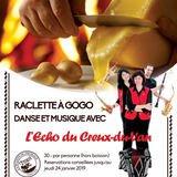 Musique, danse et raclette à gogo !!!!