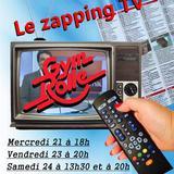 Soirée de Gym: 'Le zapping TV'