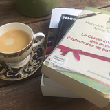 Café lecture de la Bibliothèque de Begnins