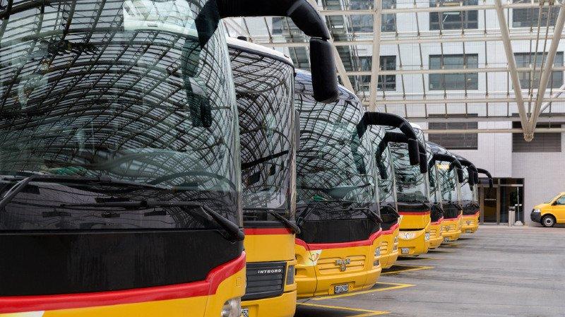 CarPostal va tester des bus électriques en Valais, à Sion et Martigny