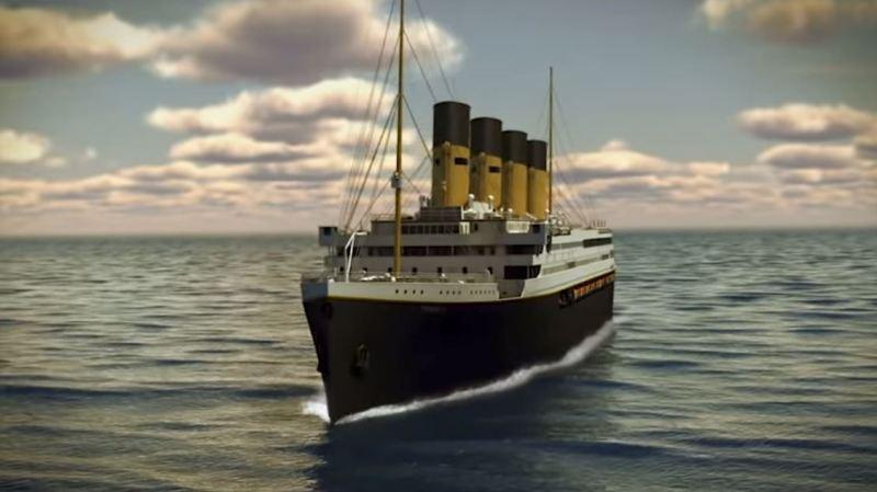 Titanic II sera à peu de chose près la réplique exacte du paquebot qui a sombré en 1912.