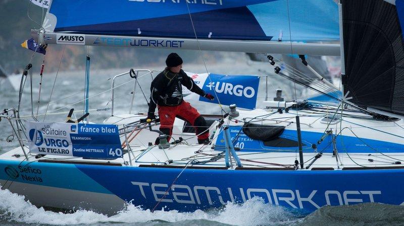Justine Mettraux: «Le Vendée Globe, c'est le défi ultime»