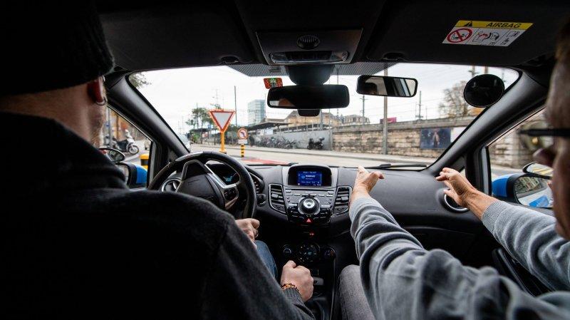 Vaud: bons d'autopartage pour les nouveaux conducteurs