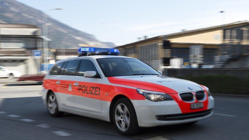 Une femme a été grièvement blessée dans le canton des Grisons.