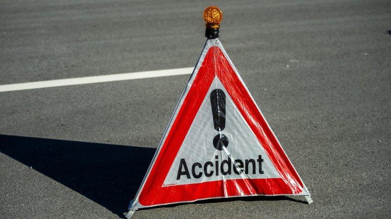 Un accident s'est produit sur l'autoroute A1, entre Cossonay et Crissier.