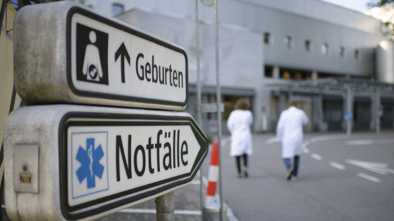 Saint-Gall: aucune commune ne veut payer pour les frais d'accouchement d'une touriste hongroise