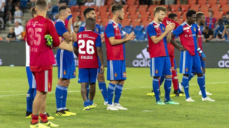 Football: le FC Bâle a gagné plus de 30 millions de francs grâce à la Ligue des Champions