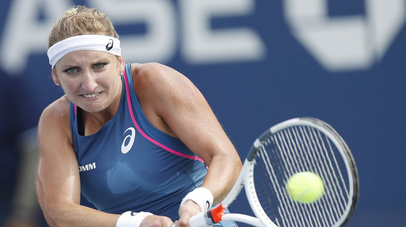 Tennis: premier titre en 2018 pour Timea Bacsinszky à Nantes