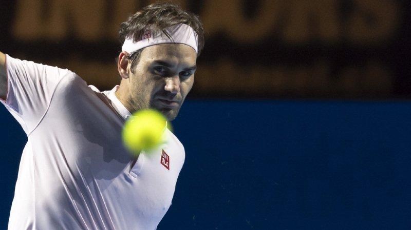 Tennis - Swiss Indoors de Bâle: Federer se qualifie pour les demi-finales après un match difficile