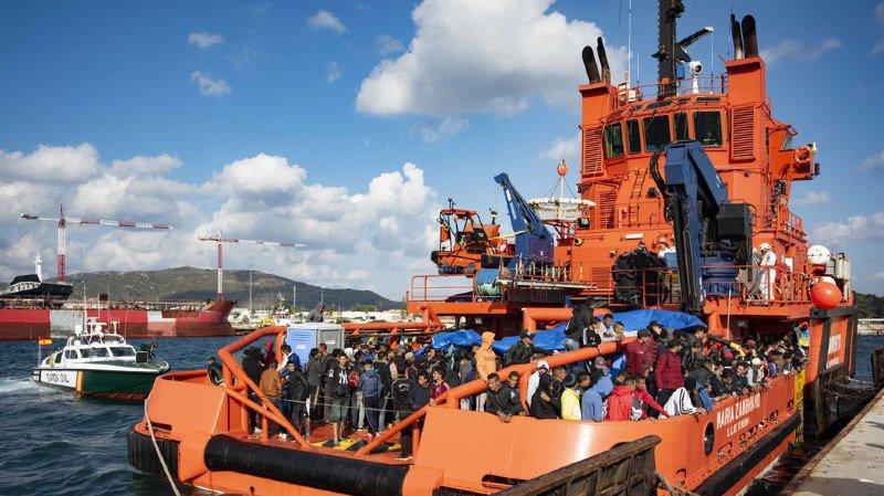 Plus de 47'000 migrants sont arrivés en Espagne par voie maritime depuis le début de l'année, selon l'Organisation internationale pour les migrations (OIM). Et 564 sont morts ou ont été portés disparus.