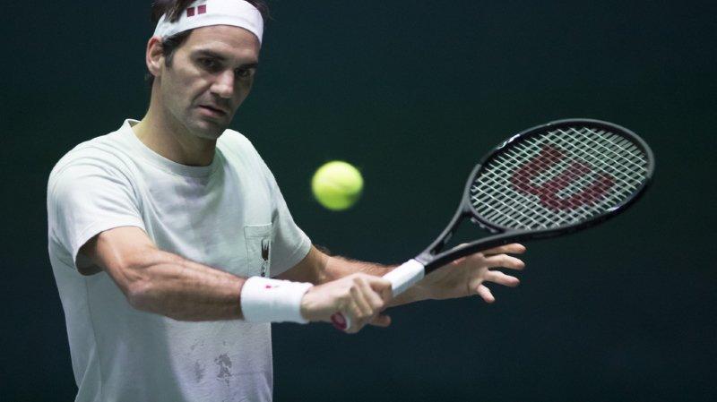 Tennis - Masters de Paris-Bercy: Federer se qualifie pour les 8es sans jouer