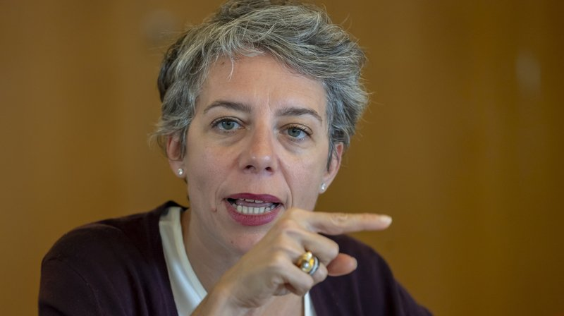 Genève: Sandrine Salerno veut supprimer l'allocation forfaitaire
