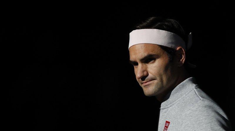 Tennis - Masters de Londres: Federer jouera contre Anderson, Thiem et Nishikori