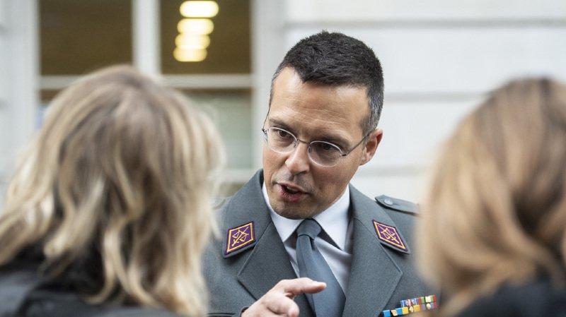 Mardi, le Tribunal militaire a infligé 150 jours-amendes à 150 francs, avec sursis, au garde-frontière condamné après la fausse couche d'une Syrienne.