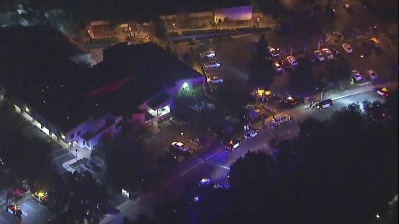 Californie: un ancien soldat ouvre le feu dans un bar-discothèque de Thousand Oaks, au moins 12 morts
