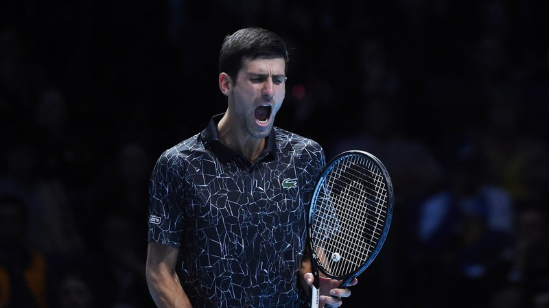 Tennis - Masters de Londres: Novak Djokovic s'impose face à John Isner