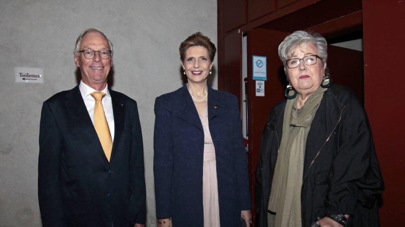 Aubonne: elle raconte la fin de l'exil de la famille royale de Roumanie