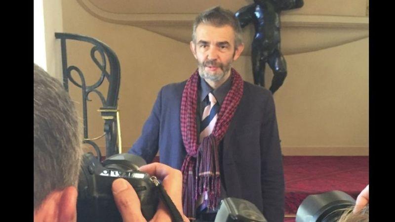 Prix Femina à Philippe Lançon, rescapé de Charlie Hebdo, pour «Le lambeau»