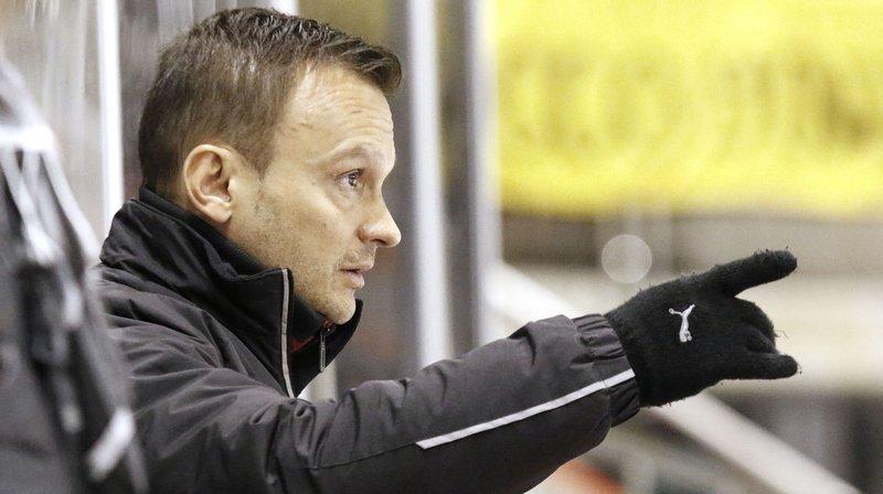 Laurent Perroton est désormais le coach de Martigny.