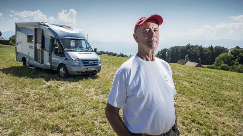 """Magazine """"Spécial Habitat"""": le camping-car devient une résidence secondaire"""
