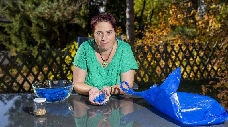 La conseillère nationale Isabelle Chevalley part en croisade contre les sacs oxodégradables