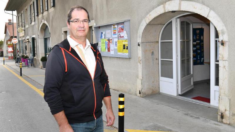 Jean-Marc Golay a ouvert sa Ruche en 2017. Ce 15 novembre, l'aventure continue à Aubonne.