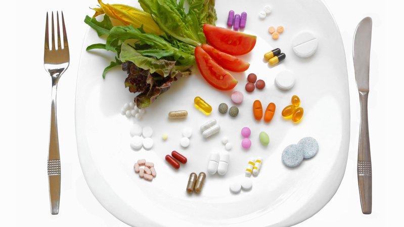 Jamais de compléments alimentaires sans avis médical
