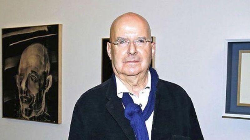"""L'écrivain Pierre Guyotat a reçu mardi le prix Médicis pour """"Idiotie""""."""