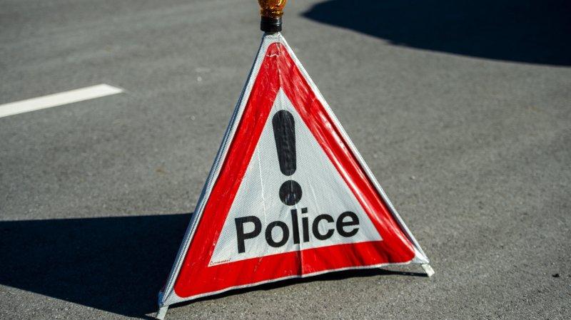 Les investigations menées par la police ont permis l'interpellation du brigand.