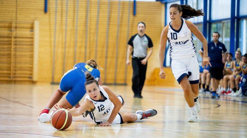 Jenna Müllauer, un retour au Nyon Basket Féminin plein d'ambitions