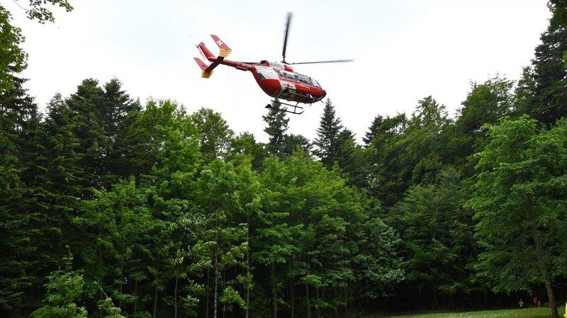 Malgré l'arrivée rapide des secours, le jeune homme est décédé sur place (photo d'illustration).