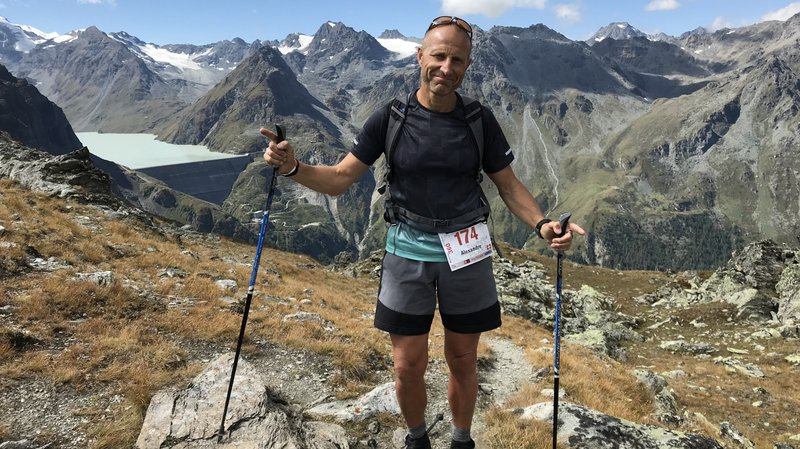 Le Gimelan Alexandre Wuichet est venu à bout du SwissPeaks 360