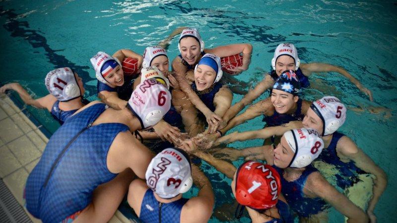 Les poloïstes féminines du CN Nyon visent apprentissage et succès