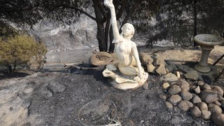 La Californie ravagée par de violents incendies